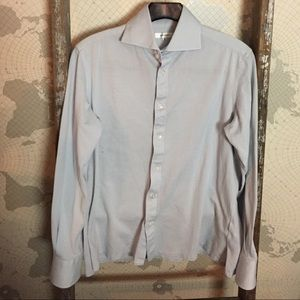 Ring jacket button up shirt M Msrp $275